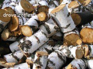 Не колотые дрова
